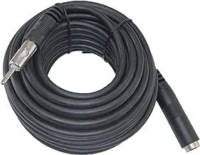 Yovus Antenna Extension Cable Compatible With Motorola Style Radio Plug