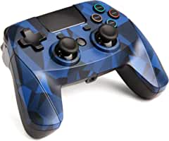 snakebyte Welcomes A World without Wires, Shipping the GAME:PAD 4S WIRELESS (BLUE) for PlayStation 4