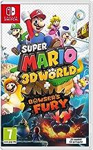 Super Mario 3D World + Bowser's Fury - Nintendo Switch [Edizione: Spagna]