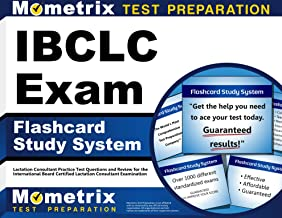 IBCLC Exam Flashcard Study System: Lactation Consultant Practice Test Questions and Review for the International Board Certified Lactation Consultant Examination (Cards)