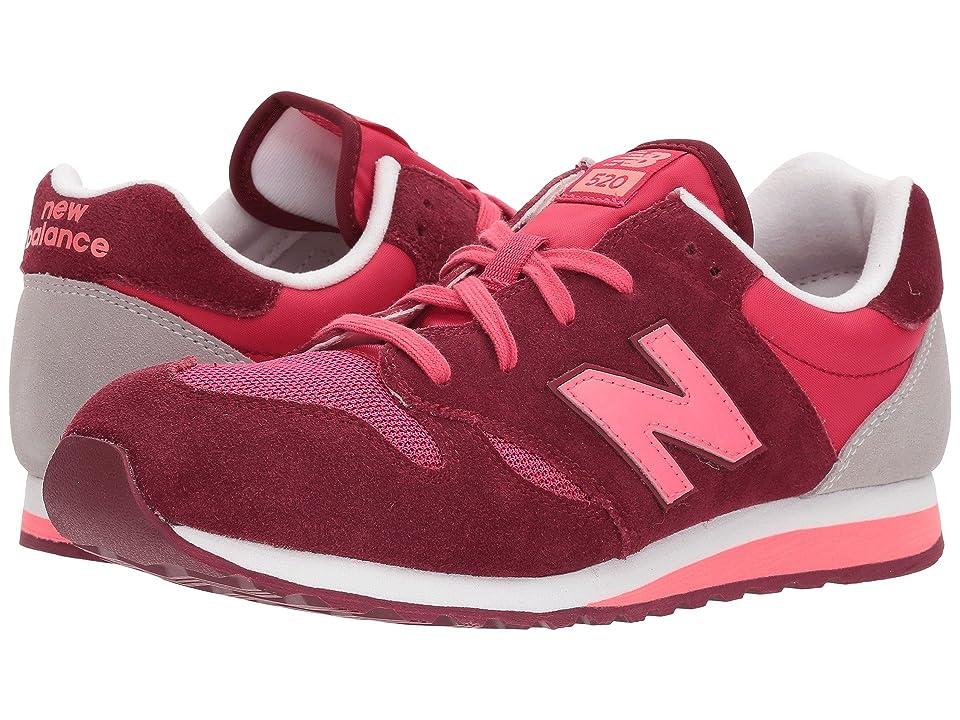 New Balance Kids KL520v1Y (Little Kid/Big Kid) (Pink/Purple) Girls Shoes