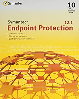 Endpoint Protection 12.1 Business Edition - 10 Users