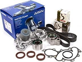 Evergreen TBK271WPA2 Fits Toyota Pickup 3.4 DOHC 5VZFE Timing Belt Kit AISIN Water Pump