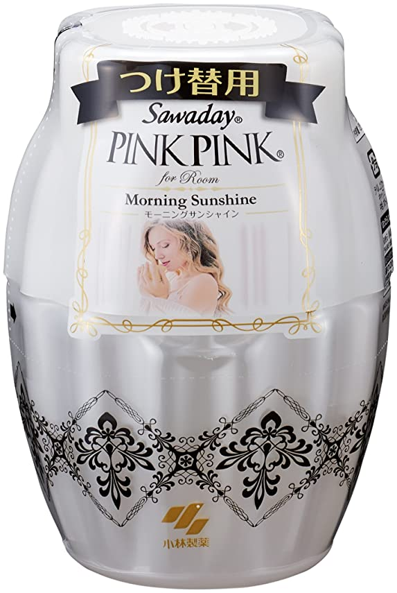 違うジャベスウィルソン放送サワデーピンクピンク 消臭芳香剤 部屋用 詰め替え用 モーニングサンシャイン 250ml