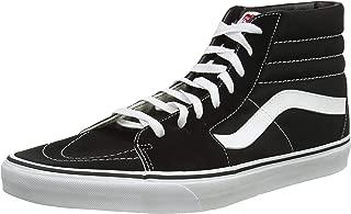 Vans SK8-Hi Sneakers, Black/White