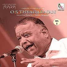 O.S. Thyagarajan, Vol. 1 (Live at Sree Rama Seva Mandali, Bangalore)
