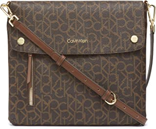 Calvin Klein womens Calvin Klein Rachel Signature North/South Crossbody