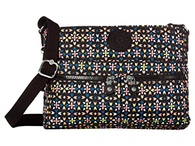 Kipling New Angie Crossbody Bag (Floral Mozzaik) Handbags