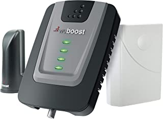 weBoost Home Room (472120R) Factory Refurbished Cell Phone Signal Booster Kit | Up to 1,500 sq ft | All US Carriers - Veri...