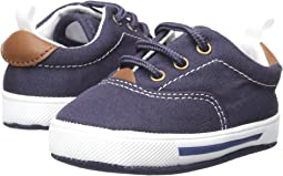 Soft Sole Lace-Up Sneaker (Infant)