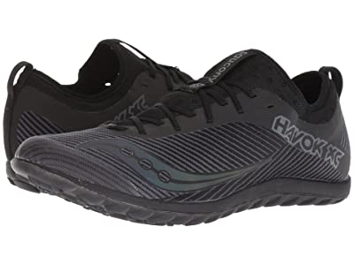 Saucony Havok XC2 Flat (Black) Men