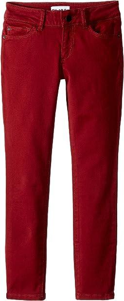 DL1961 Kids - Chloe Skinny Jeans in Rhubarb (Big Kids)