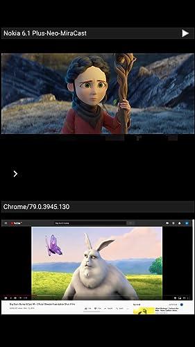 『ScreenCast - Miracast and Google Cast Receiver』の3枚目の画像
