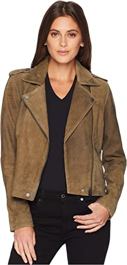 Helen Leather Moto Jacket