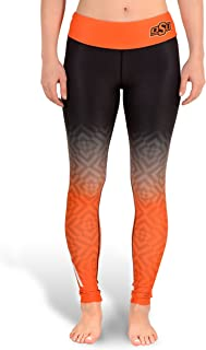 Forever Collectibles NCAA Womens Gradient Print Leggings, Multiple Teams