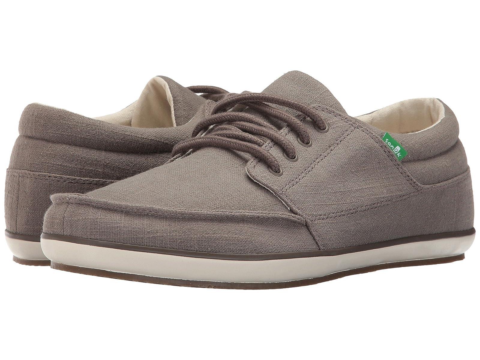 Sanuk TKOAtmospheric grades have affordable shoes