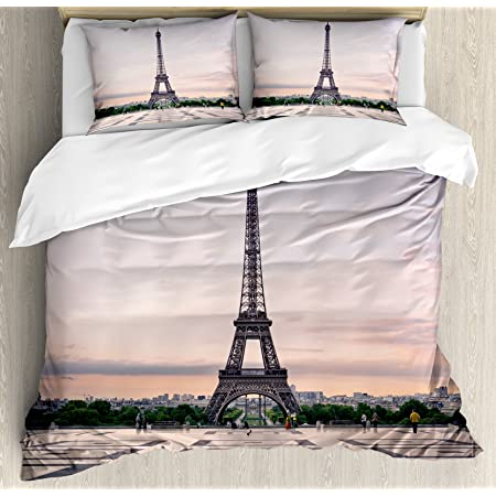 cotton Kit red eiffel tower zipper 25155cm bets; flowers;  lined pouch