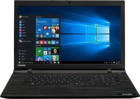 Toshiba Satellite C70-C-1D5 43 9 cm  17 3 Zoll non-glare HD   Laptop  Intel Core i5-5200U  8GB RAM  1TB HDD  Intel HD Graphics 5500  DVD  Win 10  schwarz