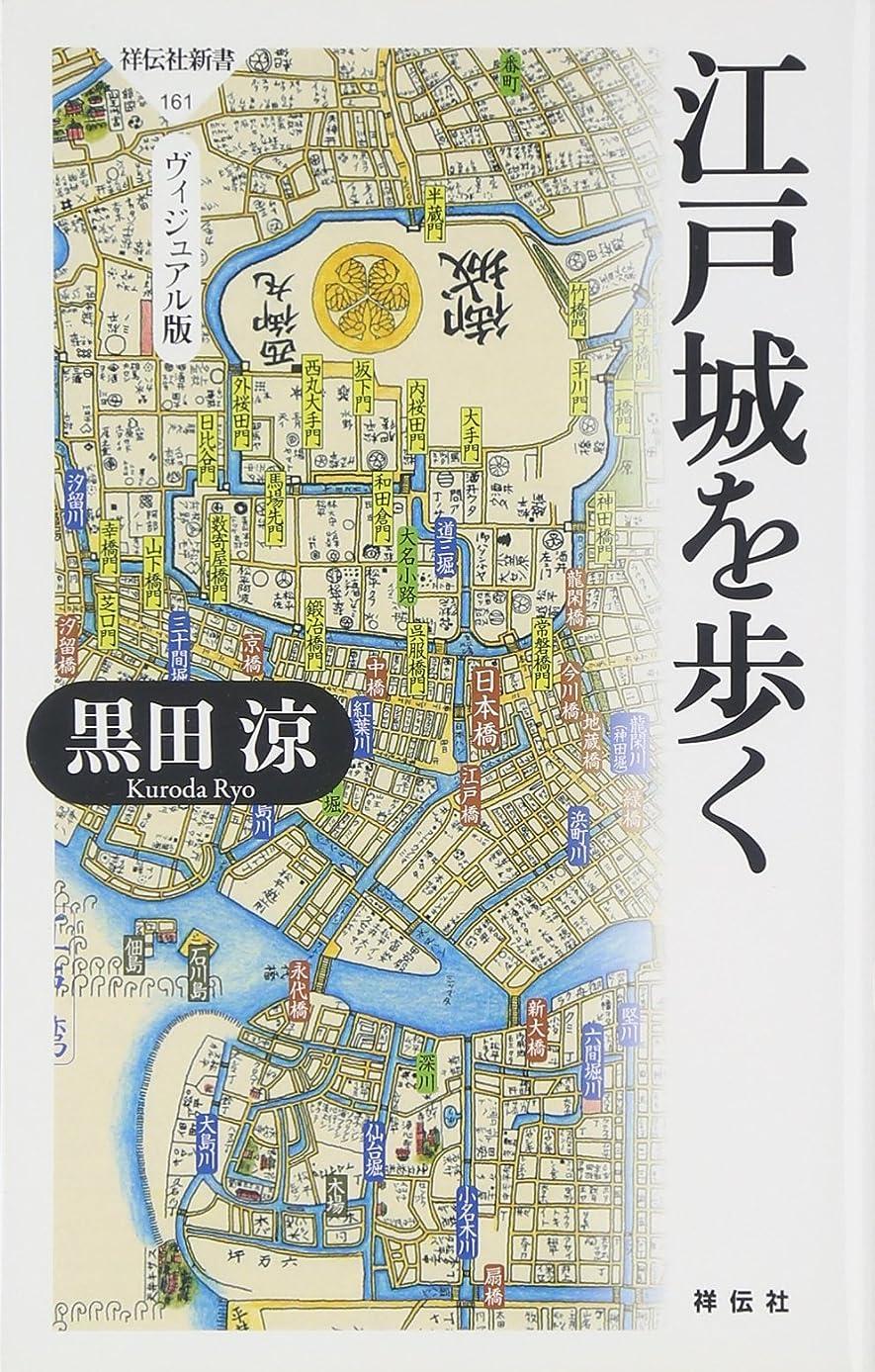 不適ファンタジー火曜日江戸城を歩く(ヴィジュアル版) (祥伝社新書 161)