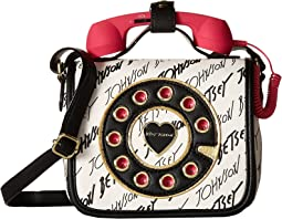 Calling All Girlfriends Mini Phone Crossbody