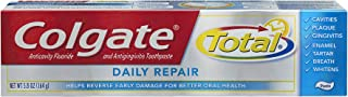 Colgate Total Daily Repair Toothpaste - 5.8 ounce, 164g