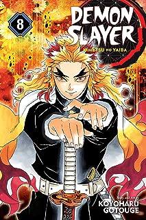 Demon Slayer 8: Kimetsu No Yaiba: The Strength of the Hashira