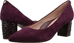 Fig Silky Suede