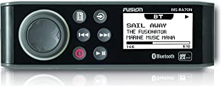 Fusion Entertainment MS-RA70N Marine Entertainment System with Bluetooth with NMEA 2000 compatibility