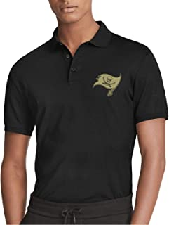 Men's Short Sleeve Polo Shirt Cotton Regular Fit T-Shirts