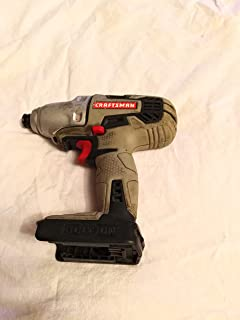 Craftsman Bolt-On 20 Volt MAX Lithium Ion Drill/Driver Kit (16496) Bare Tool Only -Bulk Packed