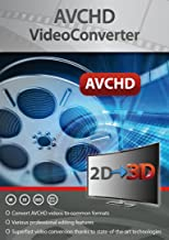 AVCHD Video Converter: Edit and Convert Files from over 50 Formats into any Video or Audio Format - Great Program to support Video Cutting - For Windows 10 / 8.1 / 8 / 7