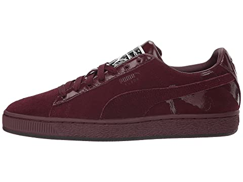 Suede Classic X Mac Three