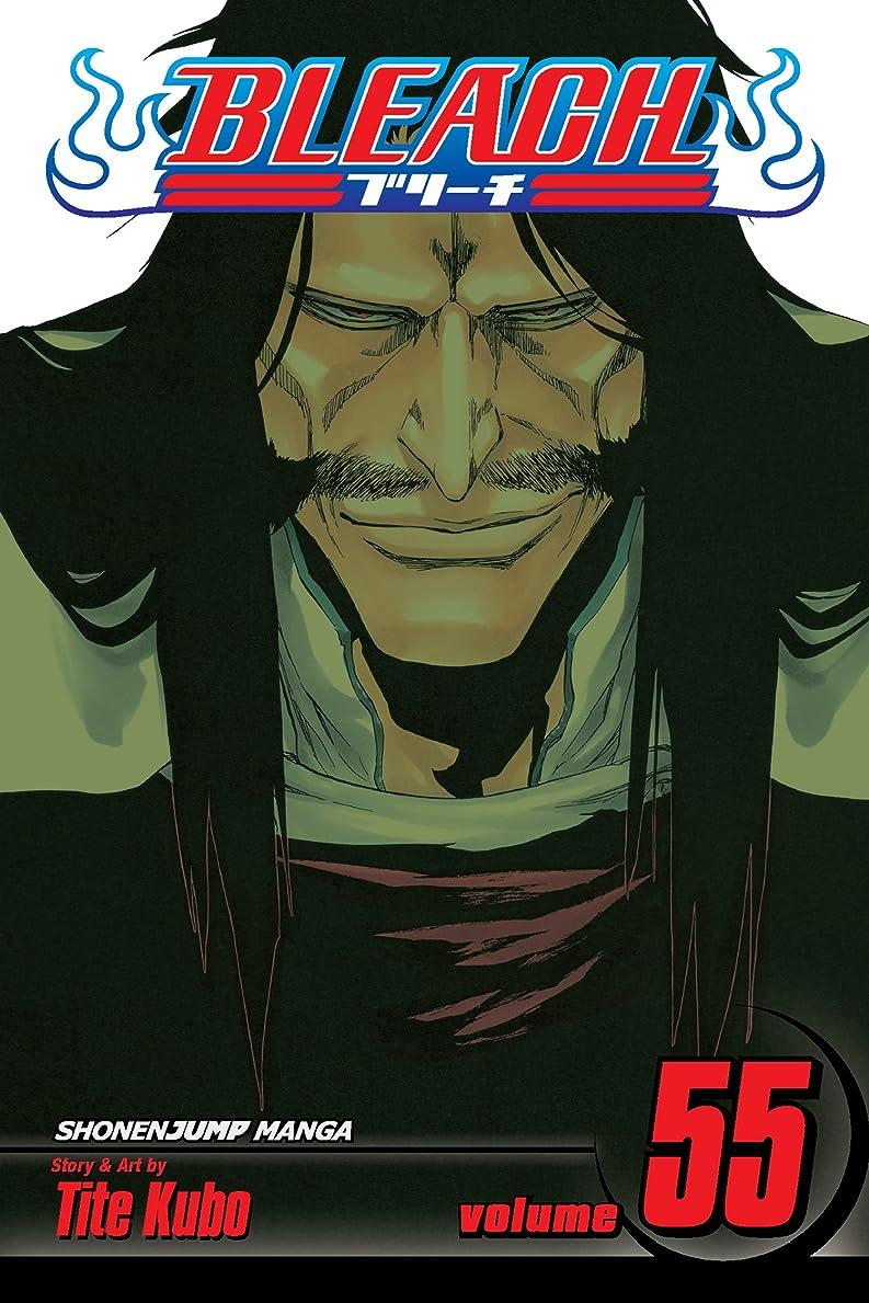 死ぬ非常にどこかBleach, Vol. 55: The Blood Warfare (English Edition)