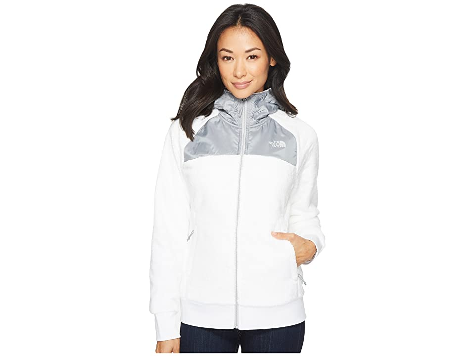 The North Face Oso Hoodie (TNF White/Mid Grey) Women