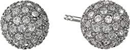 Fossil - Pave Ball Studs Earrings
