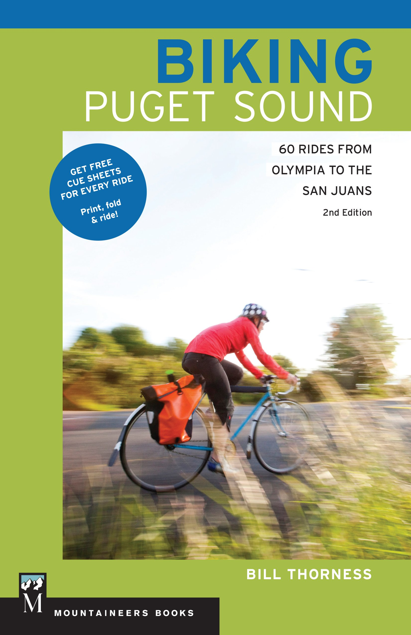 Image OfBiking Puget Sound: 60 Rides From Olympia To The San Juans