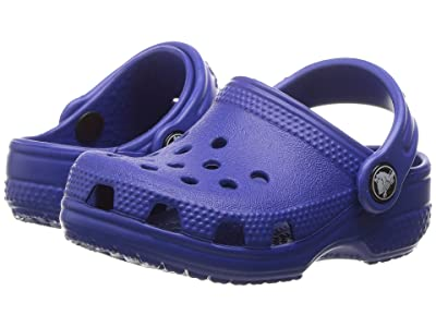 Crocs Kids Crocs Littles (Infant) (Cerulean Blue) Kids Shoes