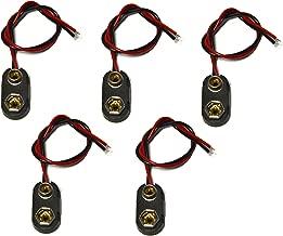 9 volt battery connector