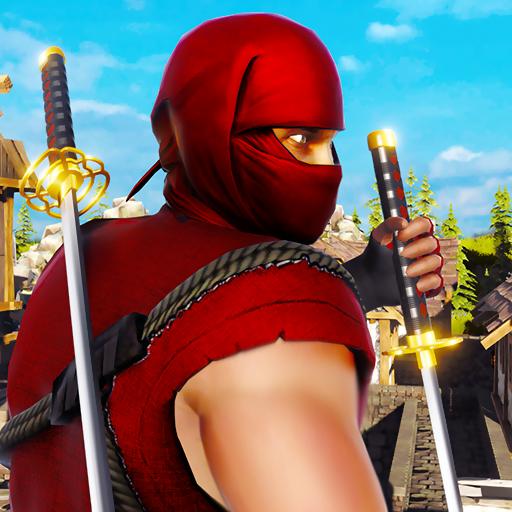 Hero Ninja Fighting Game 3D: Ninja Assassin Fighting Games 2019