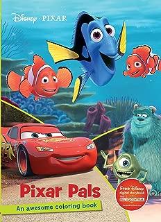 Pixar Pals Coloring Book (Disney Pixar) (Color Fun!)