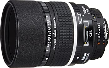 Nikon 105 mm/F 2,0 D DC Lens