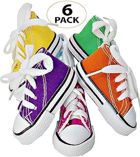 Bonka Bird Toys 6 Mini Sneaker Bird Toy