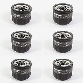 6 Pack Genuine Kawasaki 49065-7007 Oil Filter OEM