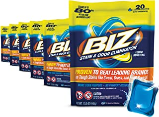 Biz Laundry Detergent Powder Booster, Stain & Odor Removal
