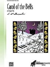 Best carol of the bells piano sheet music intermediate Reviews