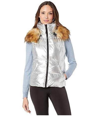 S13 Metallic Snowcat Vest (Silver) Women