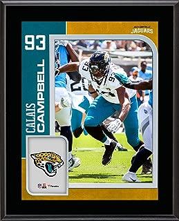 Calais Campbell Jacksonville Jaguars 10.5