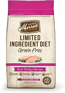 Merrick Grain Free Limited Ingredient Diet Dry Cat Food
