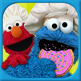 Sesame Street Alphabet Kitchen