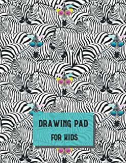 Drawing Pad for Kids: Sketch Books for Kids| Artistic Sketchbook|Art Pad Paper| Drawing Pads for Kids 9-12|Coloring Notebook